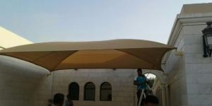 مظلات مكة